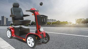 scooter per anziani e disabili